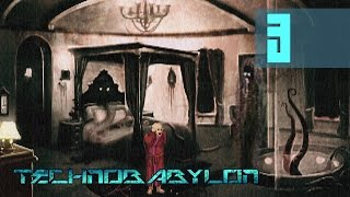 Technobabylon #3 - Fission [Walkthrough PC]