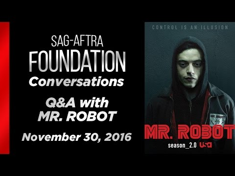 Conversations with MR. ROBOT