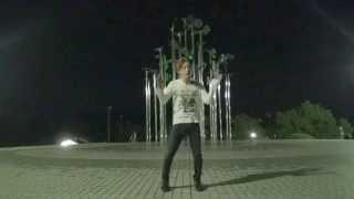 2015/11/07 三段池公園にて.