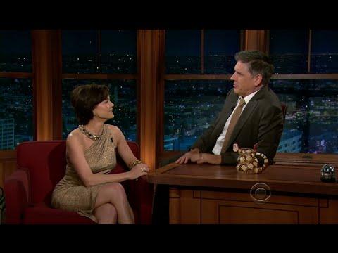 Late Late Show with Craig Ferguson 10/19/2011 Carla Gugino, Jake Johnson, Joe Matarese