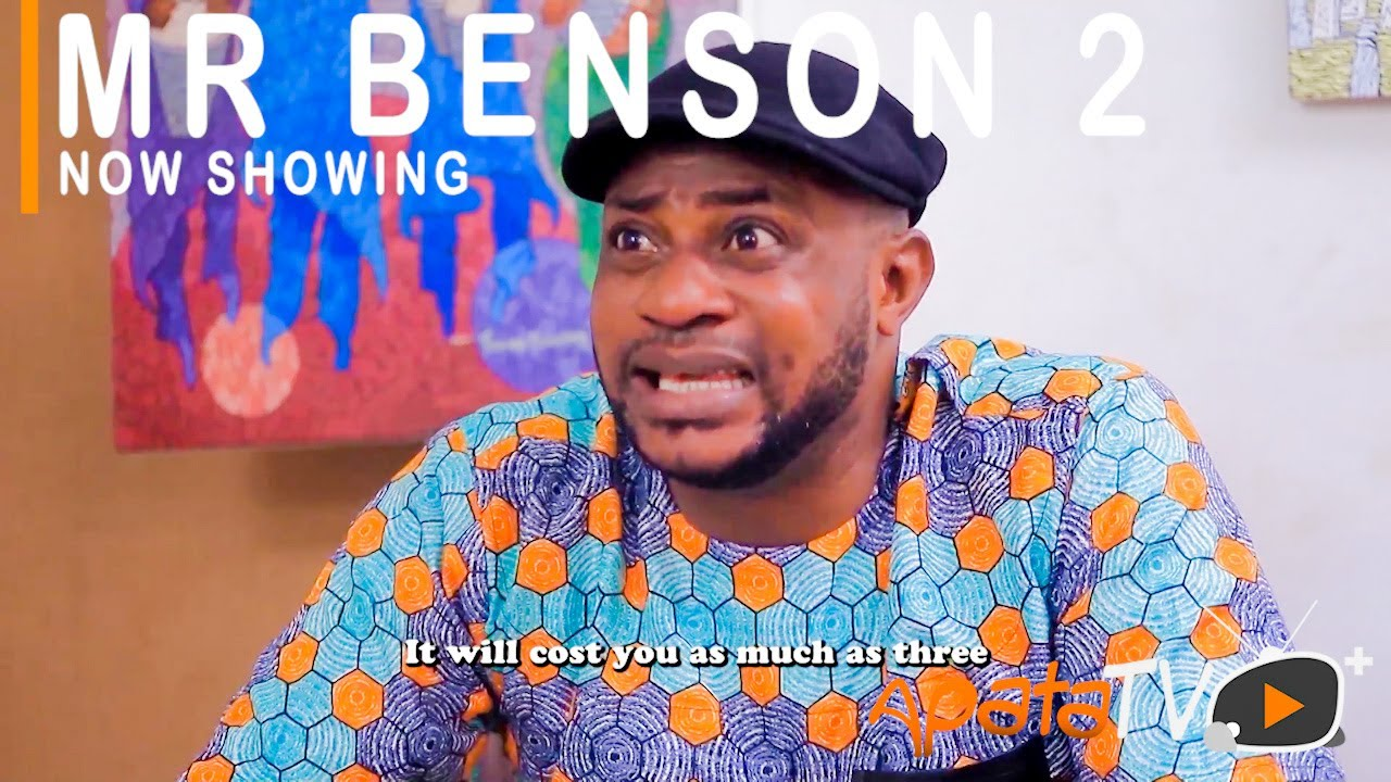 Download Mr Benson 2 Latest Yoruba Movie 2021 Drama Starring Odunlade Adekola |Segun Ogungbe |Nkechi Blessing