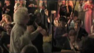 Sir Simon Rattle und Dale Duesing