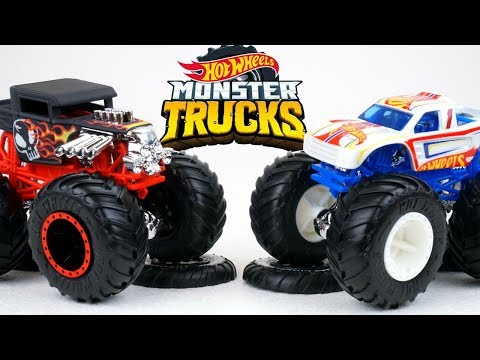 hot-wheels-monster-trucks-with-huge-tires-big-collection-of-racing-mania-cars