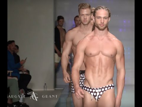 Argyle & Grant at Art Hearts Fashion Miami SwimWeek presented by AIDS Healthcare Foundation