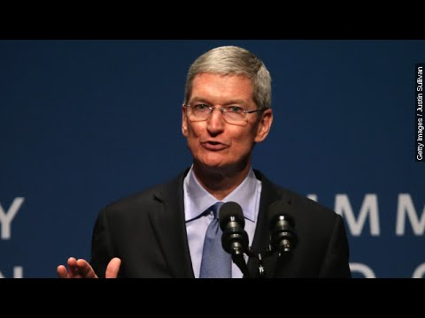 Tim Cook Tears Into Personal Data-Based Advertising