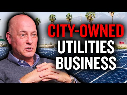 California Cities Are Getting Into the Utilities Business | Michael Hoskinson