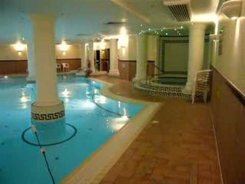 Swimming Pool Mill Hotel Spa Chester Cheshire Youtube