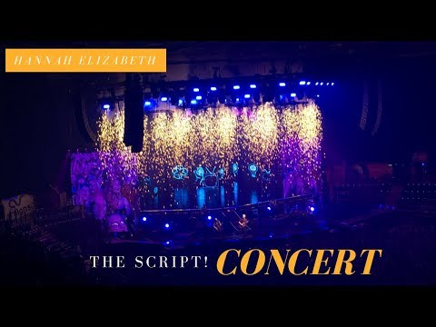 The Script @ Nottingham Motorpoint Arena