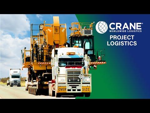 Project Logistics - Crane Worldwide Logistics