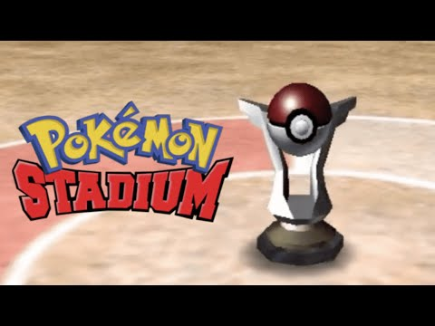 Pokémon Stadium - Poke Cup: Poke Ball
