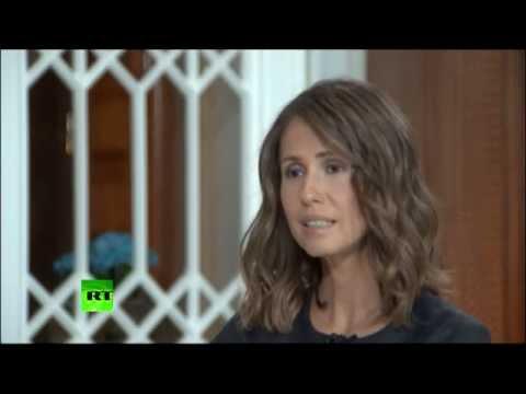 Жена Башара Асада: