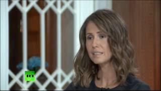 Жена Башара Асада: С мужем можно говорить о чем угодно