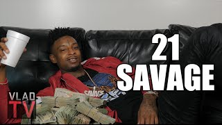 21 Savage on No Plug Killing Bankroll Fresh: They Tried to Paint Him a Hater