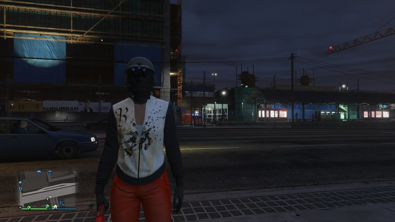how to get night vision goggles in gta v