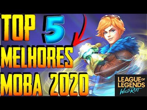 TOP 5 MELHORES