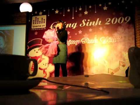 Loveme.vn - Dạ Tiệc Giáng Sinh2009 - Anh Thơ