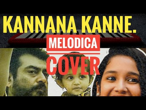 kannana-kanney-|-melodica-instrumental-|-awesome-cover-song-|-heart-touching-dialog-|-viswasam-movie