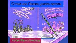 О том как Пыжик учился летать Ефим Чеповецкий читает Павел Беседин
