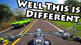 Jake Rides a Cruiser and Likes it? Kawasaki Vulcan 900