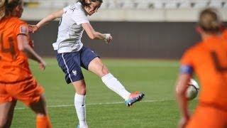 France-Pays-Bas Féminines A - Les buts et la qualification en finale (Tournoi de Chypre)