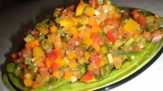 Veggie Fajita Video Recipe by Bhavna(Mexican Basics)