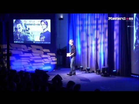 Masterclass Jeux Vidéo Julien Merceron (Metal Gear Solid V)