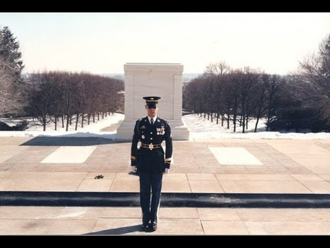 U.S. Army Sergeant First Class (Ret) Stephen Shodeen on the History of The Tomb Of The Unknowns