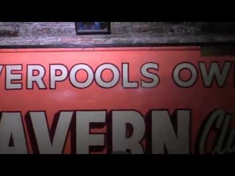 Cavern Club in Liverpool (Beatles used to play here)
