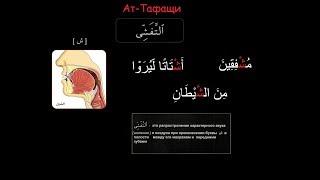 2 курс. Урок 23. Ас-Софир, Ат-Тафащи