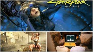 Cyberpunk 2077 выйдет на PlayStation 5 | Игровые новости