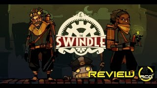 The Swindle Review - Buy, Wait For A Sale, Rent, Don