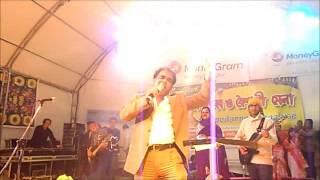 NODI SONG OF SHIRIN BY SHAH M TAIFUR RAHMAN CHOTON - BOISHAKHI MELA 142O - ITALBANGLA ASSOCIATION