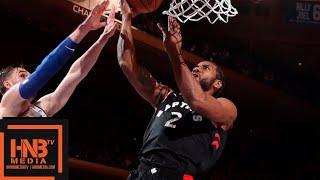 Toronto Raptors vs New York Knicks Full Game Highlights | 02/09/2019 NBA Season