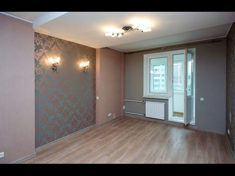 Видеообзор квартира с ремонтом 2-комнатная Ирпень