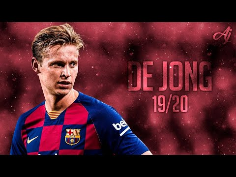 The Brilliance Of Frenkie De Jong! 2019/20
