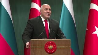 Бойко Борисов: Ще работя много за добросъседство и разбирателство