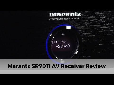 Marantz SR7011 AV Receiver Review