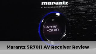 marantz SR7011 AV Receiver Review