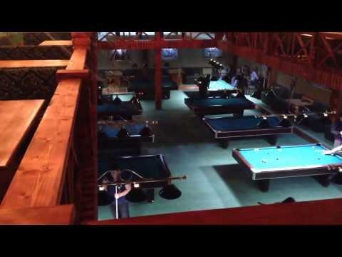 American Sport Bar - Feel the biliard