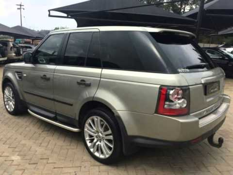 2011 land rover range rover sport 3 0 d hse lux sport auto auto for sale on auto trader south. Black Bedroom Furniture Sets. Home Design Ideas