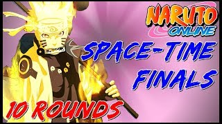 6p Too OP | Space-Time Finals Season 34 HK | Naruto Online