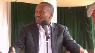 Toe The Line, Kenyatta Tells Jubilee Governors