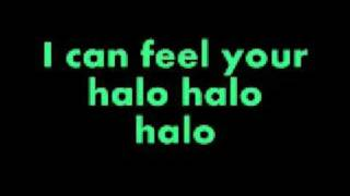Repeat youtube video Beyoncé - Halo [with lyrics]