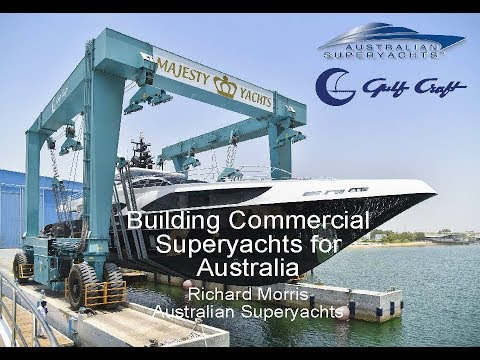 Richard Morris ASMEX 2017 Commercial Yachts Presentation