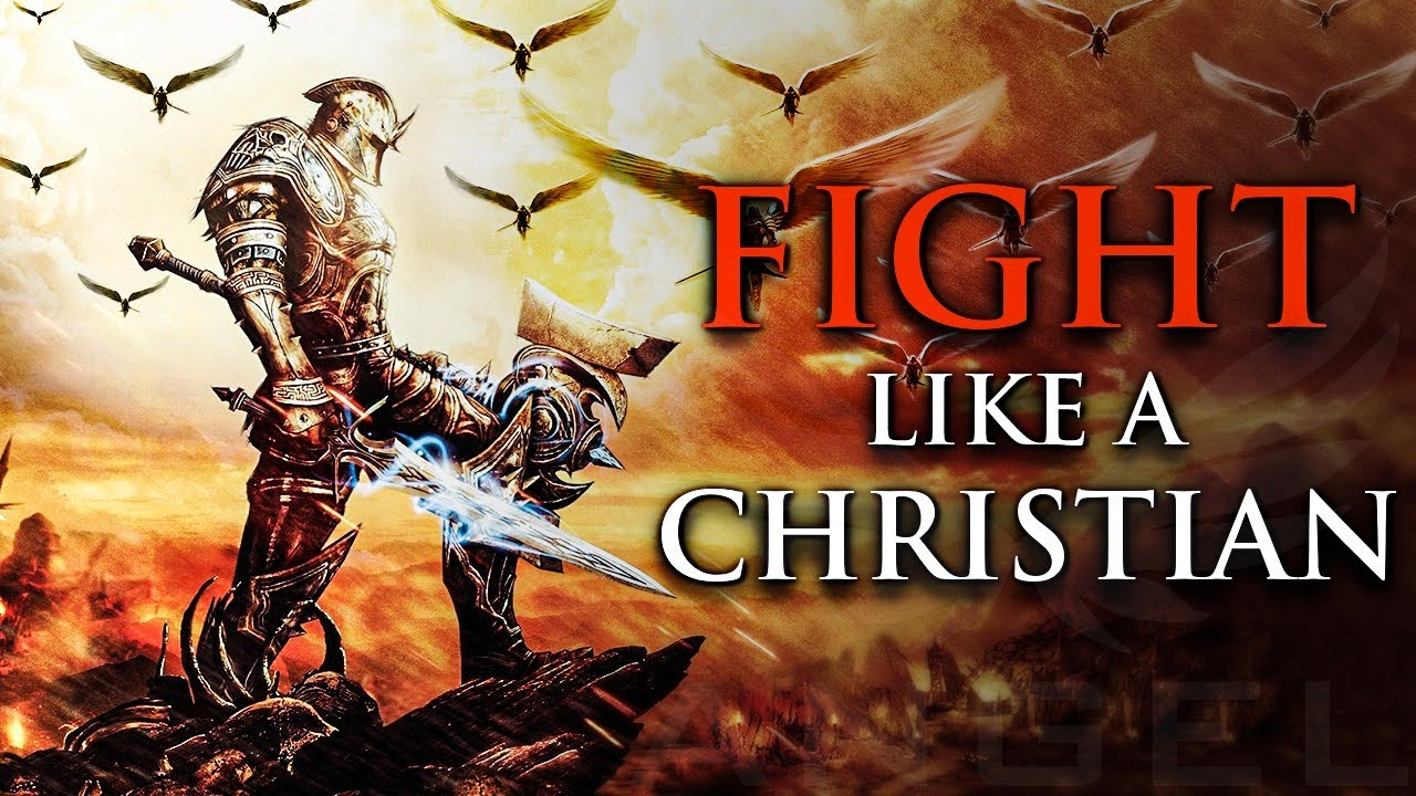 Rise Up Child Of God | Put On The Whole Armour Of God - Christian Motivation