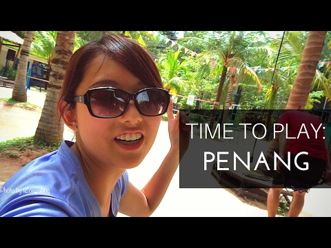 BEST ADVENTURE TO GO IN PENANG : PENANG ESCAPE PARK │Travel Malaysia Guide