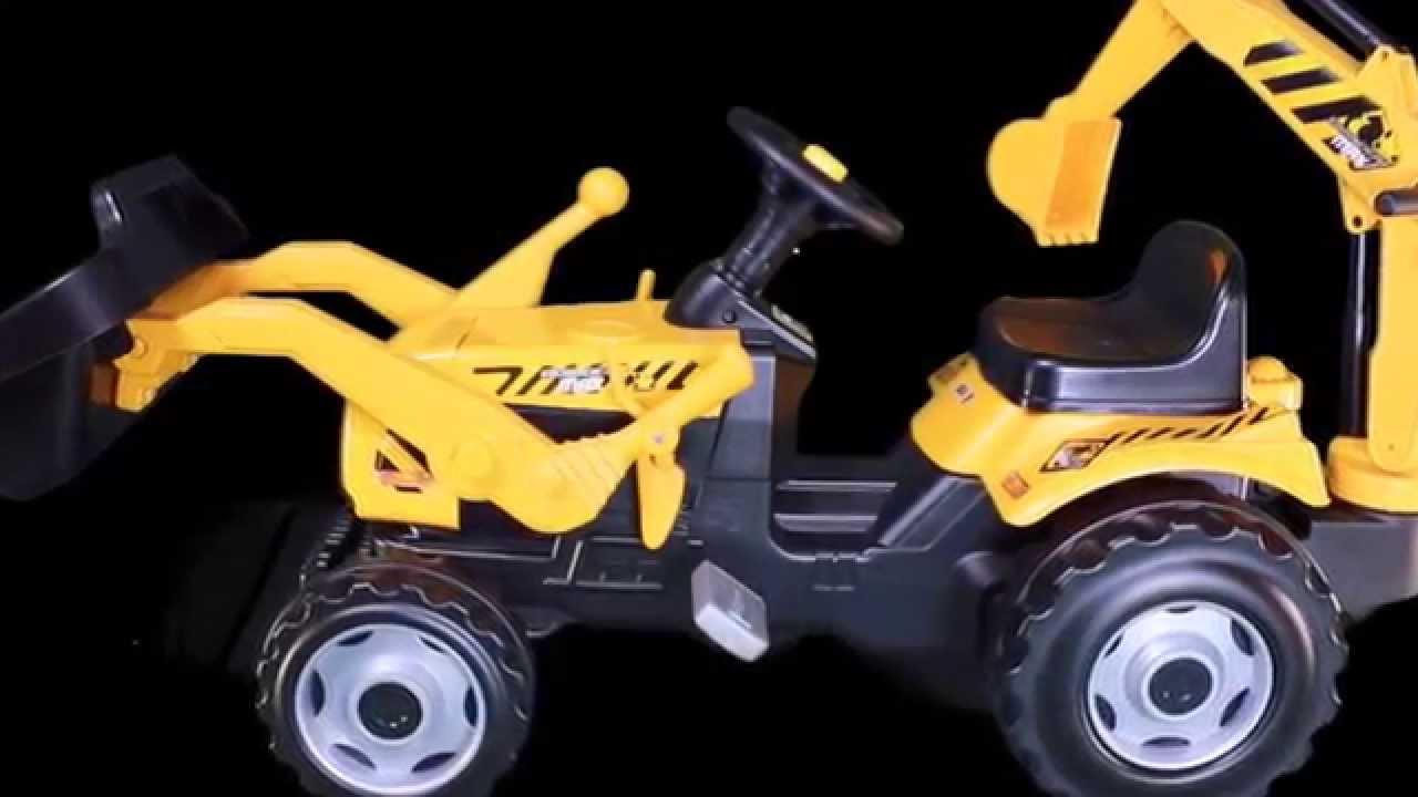 Детский электромобиль 0ff-Roader 4x4 - YouTube