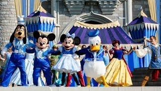 "The Complete 2016 ""Dream Along With Mickey Show"" at Walt Disney World"