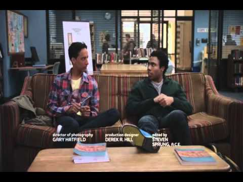 Community - Season 2 Episode 9 - End Credits