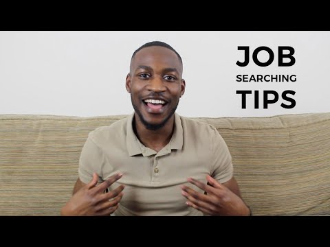 JOB SEARCHING TIPS | How To Get A New Job Quickly! Tips That Work!